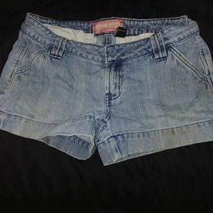 Womens Arizona denim shorts